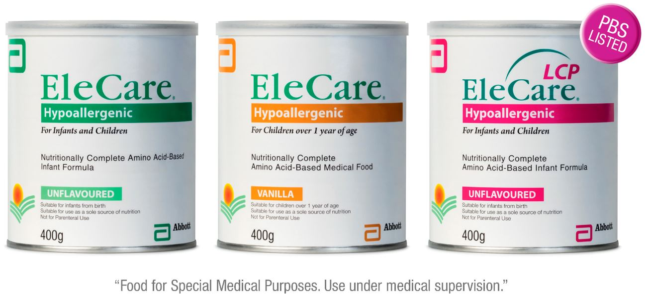 Elecare cans